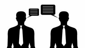 Business Communication - Stock Image Royalty Free Stock Photography