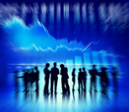 Business Communication Stock Market Concepts Stock Photography