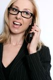 Business communications royalty free stock image