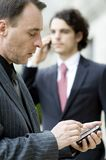 Business Communications Stock Photo