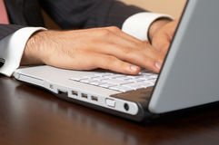 Business communications stock photos