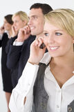 Business Communications Stock Photography