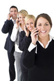 Business Communications Royalty Free Stock Images