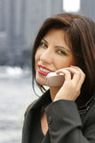 Business Communications Stock Image
