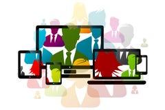 Business community Stock Photos