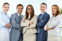Business company Stock Photo