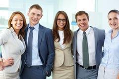 Business company Stock Image