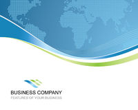 Business company background Royalty Free Stock Photos