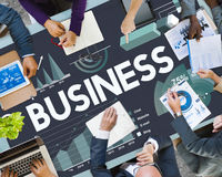 Business Company Corporate Enterprise Organisation Concept Royalty Free Stock Images