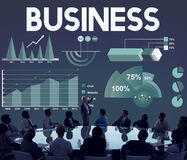 Business Company Corporate Enterprise Organisation Concept Royalty Free Stock Image