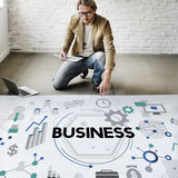 Business Company Corporation Commercial Concept Royalty Free Stock Photography
