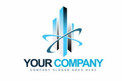 Business Company Logo Royalty Free Stock Image