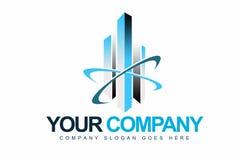 Business Company Logo Royalty Free Stock Image