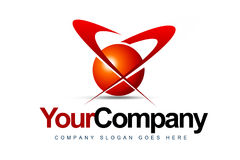 Business Company Logo Royalty Free Stock Photo