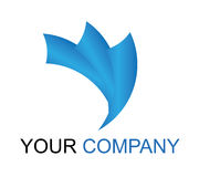 Business Company Logo. Can be used for any business type Royalty Free Stock Photography