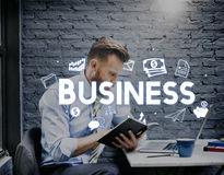 Business Company Strategy Vision Organization Concept Royalty Free Stock Images