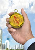 Business Compass Concept Stock Images