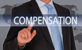 Business compensation Royalty Free Stock Photo