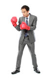 Business competition Royalty Free Stock Photos