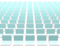 Business Computers Technology Abstract Background stock illustration
