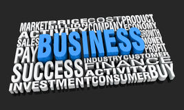 Business concept Stock Image