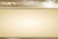 Business Concept Background Beige Stock Photos