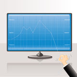 Business concept- Big success. Stock Photos