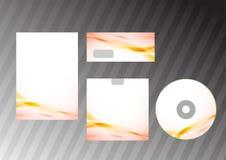 Business concept - corporative style template. Clip-art vector illustration