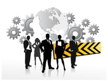 Business Concept Design Stock Photos