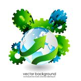 Business concept design Royalty Free Stock Photos