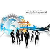Business Concept Design Stock Photography
