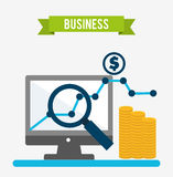 Business concept design Stock Photo