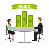 Business concept design Royalty Free Stock Image