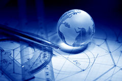 World Engineering Royalty Free Stock Images