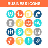 Business concept icon Stock Photography