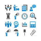 Business concept icon Royalty Free Stock Photo
