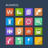Business concept icon Royalty Free Stock Images