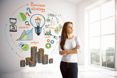 business concept images more my portfolio startegy Стоковые Фото