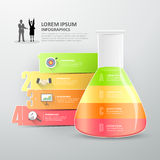 Business concept infographics. Vector illustration. Stock Photo