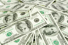 Business concept. money background Stock Image