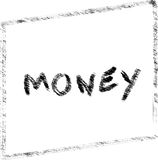 Business Concept Money Word Stock Image