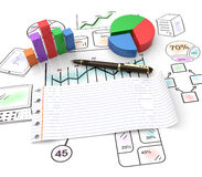 Business concept Stock Images
