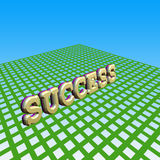 Business concept of success Stock Photo