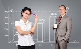 Business concept Stock Photography