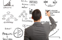Business concepts stock photography