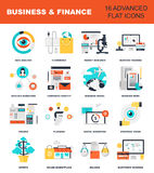 Business concepts stock illustration