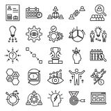 Business Concepts Line Vector Isolated Icon can be easily Modified and edit royalty free illustration