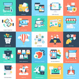 Business Concepts Vector Icons 1 Stock Photo