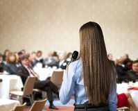 Free Business Conference Royalty Free Stock Photo - 32674865