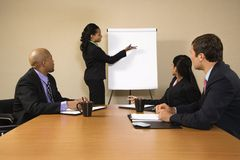 Business conference. Royalty Free Stock Photo